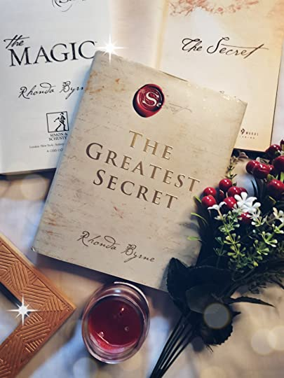Image of a copy of the book The Greatest Secret